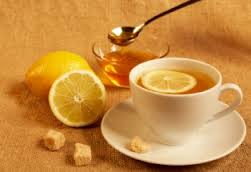 Lemon-water-with-honey